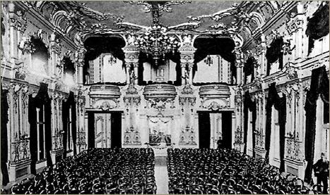 Historia Teatr Zdrojowy